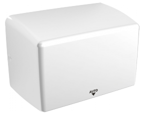 1.0kW White Automatic Eco Fast Hand Dryer