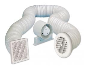 Shower Fan Kit